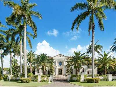 Coral Gables Single Family Home For Sale: 631 Arvida Pkwy