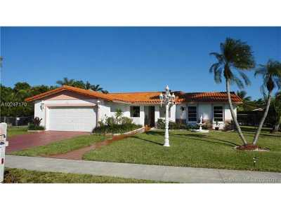 Single Family Home Backup Contract-Call LA: 7651 SW 134th Ave