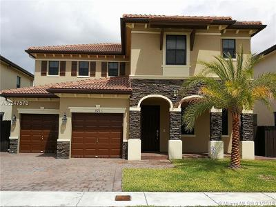Doral Single Family Home For Sale: 9953 NW 86th Ter