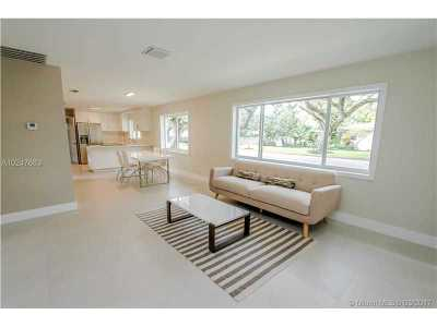Miami Shores Single Family Home Active-Available: 500 Northeast 92nd St