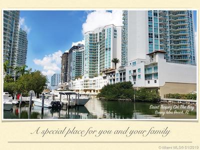 Sunny Isles Beach Condo For Sale: 250 Sunny Isles Bl #3-901