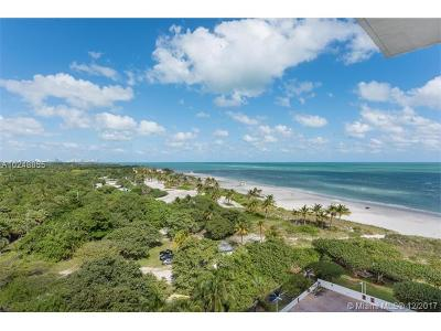Key Biscayne Condo Active-Available: 177 Ocean Lane Dr #1106