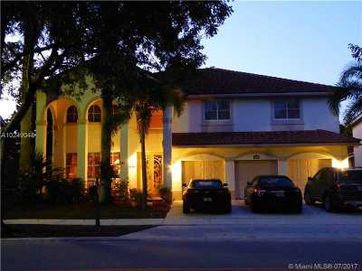 Weston Single Family Home Active-Available: 3852 Heron Ridge Ln