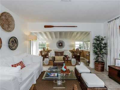 Key Biscayne Single Family Home Active-Available: 365 Ridgewood Rd