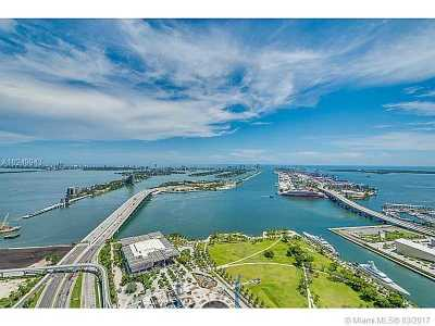Condo For Sale: 1100 Biscayne Blvd #5306