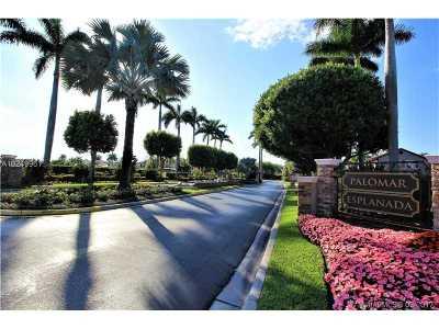 boca raton Single Family Home For Sale: 7195 Via Palomar
