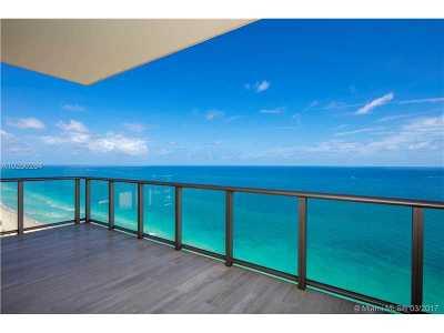 Sunny Isles Beach Condo For Sale: 17749 Collins Ave #3901/2