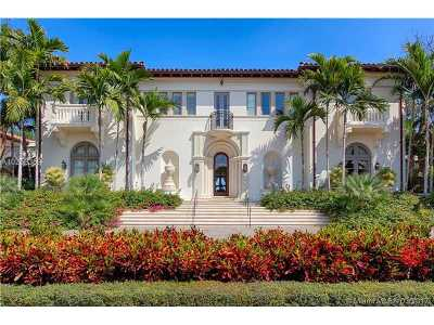 Coral Gables, South Miami, West Miami, Doral, Coconut Grove, Kendall, Miami Shores, Miami Beach Single Family Home For Sale: 8901 Arvida Ln
