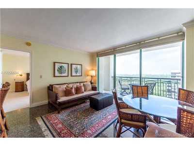 Condo For Sale: 3350 SW 27 Ave #1708
