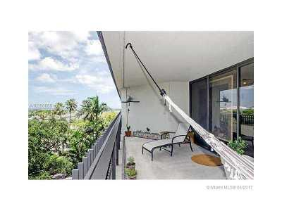 Coconut Grove Condo Active-Available: 2901 South Bayshore Dr #5H