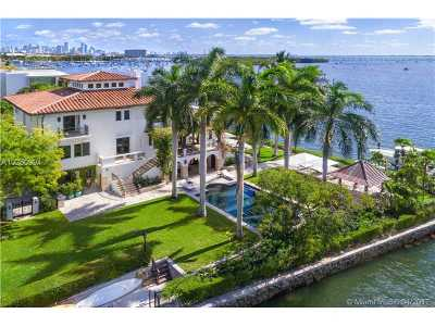 Miami Single Family Home For Sale: 3080 Munroe Dr