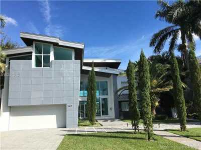 Fort Lauderdale Single Family Home Active-Available: 2417 Aqua Vista Blvd