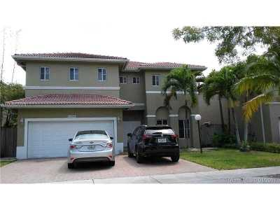 Single Family Home For Sale: 12964 SW 143rd Ter