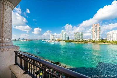 Fisher Island Condo For Sale: 7063 Fisher Island Drive #7063