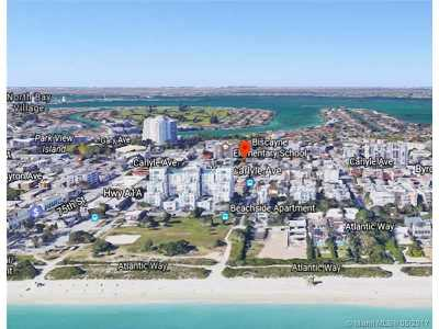 Miami Beach FL Residential Lots & Land Active-Available: $620,000