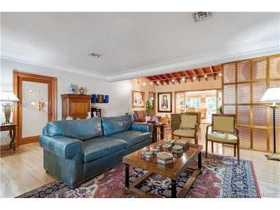 Coral Gables Single Family Home For Sale: 430 Daroco Ave