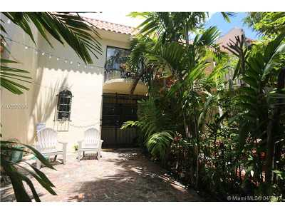 Miami Shores Condo For Sale: 1607 NE 105th #3-7