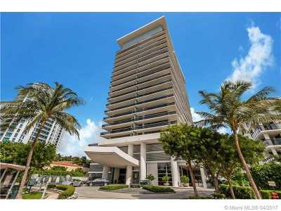 Mei, Mei Condominium Condo Active-Available: 5875 Collins Ave #1604