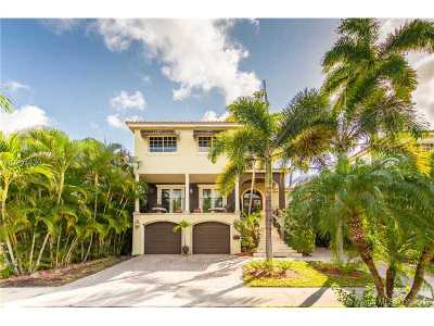 Coconut Grove Single Family Home Active-Available: 3535 East Fairview St