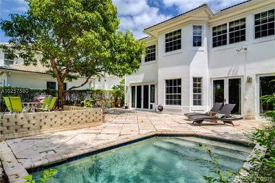 Aventura Estates Single Family Home For Sale: 20066 NE 36th Pl