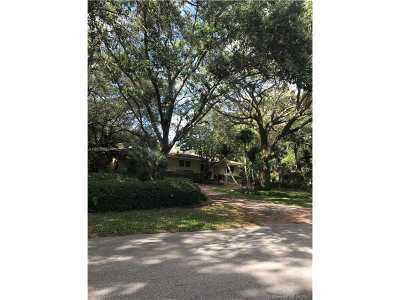Pinecrest Single Family Home Active-Available: 6255 Southwest 92nd St