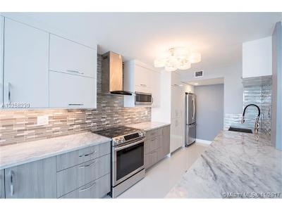 Hallandale Condo Active-Available: 100 Golden Isles Dr #PH 5