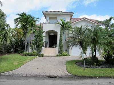 Key Biscayne Single Family Home Active-Available: 265 West Heather Dr