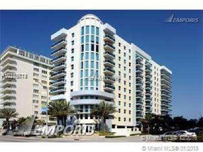 Surfside Condo For Sale: 9201 Collins Ave #424