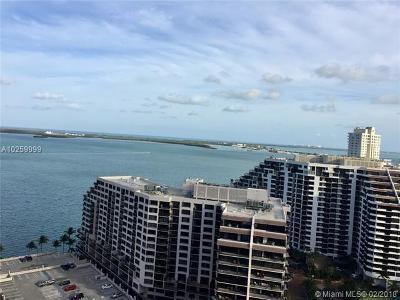 Miami Condo For Sale: 888 Brickell Key Dr #2605