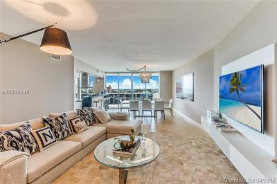 Miami Beach Condo For Sale: 400 Alton Rd #1011