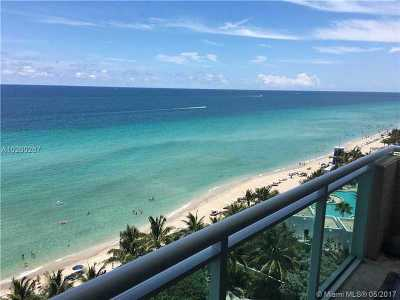 Hollywood Condo Active-Available: 3001 South Ocean Dr #1211