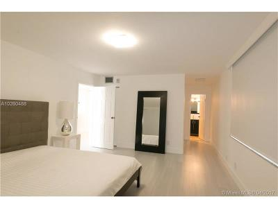 Condo Active-Available: 1800 Collins Ave #5A