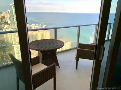 Hollywood Condo For Sale: 4111 S Ocean Dr #2910