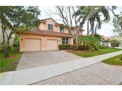 Weston Single Family Home For Sale: 3683 Vista Way