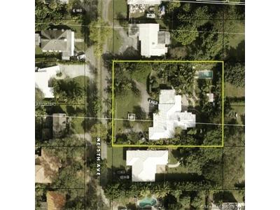 Biscayne Park Single Family Home For Sale: 11935 NE 5th Ave