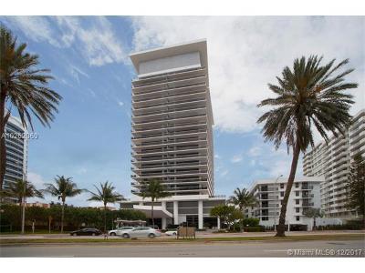 Mei, Mei Condominium Condo Active-Available: 5875 Collins Ave #1506