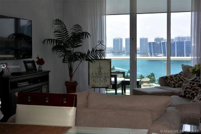 Sunny Isles Beach Single Family Home For Sale: 19380 Collins Ave #PH17