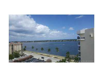 West Palm Beach Condo For Sale: 1617 N Flagler Dr #1001