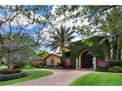 Weston Single Family Home For Sale: 3830 Windmill Lakes Rd