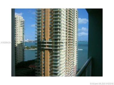 Condo For Sale: 1200 Brickell Bay Dr #2610
