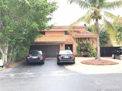 Single Family Home For Sale: 7161 SW 103rd Ct Cir