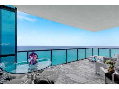Jade Ocean Condo Active-Available: 17121 Collins Ave #4203