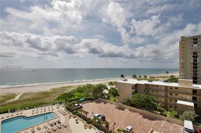 Lauderdale By The Sea Condo For Sale: 1900 S Ocean Blvd #7C