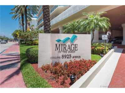 Surfside Condo Active-Available: 8925 Collins Ave #9A