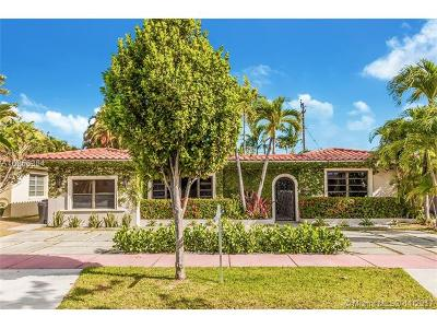 Single Family Home Active-Available: 1015 South Shore Dr