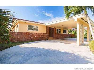 Miami Shores Single Family Home For Sale: 40 NE 95th St
