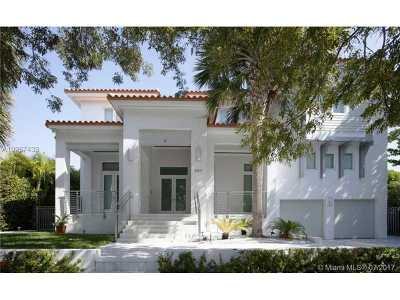 Key Biscayne Single Family Home For Sale: 287 W Mashta Dr