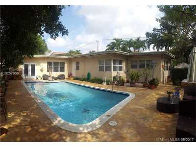 Miami Shores Single Family Home Active-Available: 10 Northeast 97th St