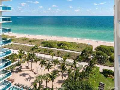 Surfside Condo For Sale: 9195 Collins Ave #PH11