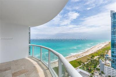 Miami Beach Condo For Sale: 6365 Collins Ave #2206